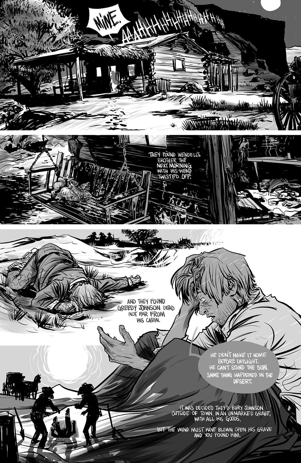 Creepy (2009) Issue #6 #6 - English 12