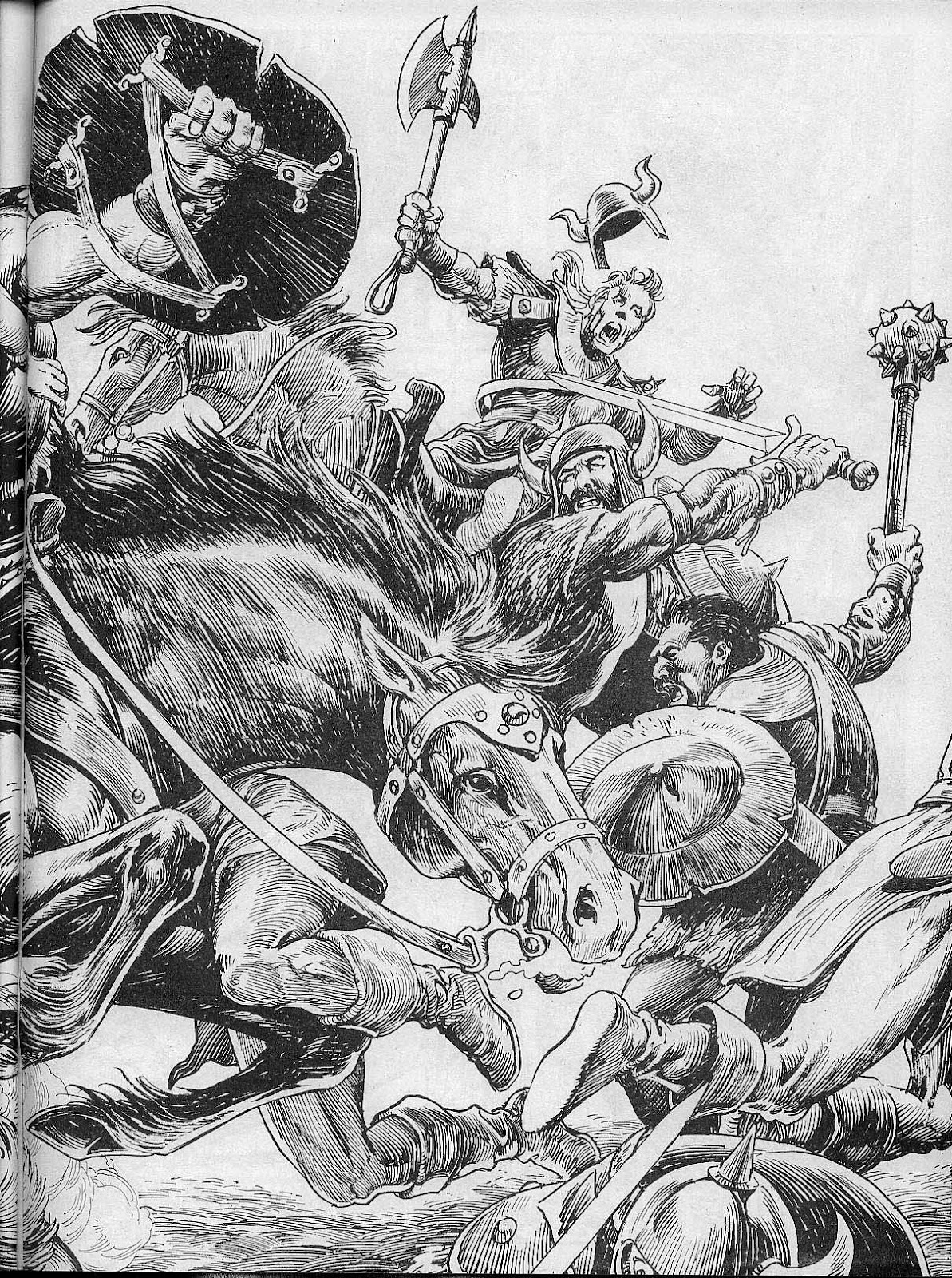 The Savage Sword Of Conan Issue #200 #201 - English 61