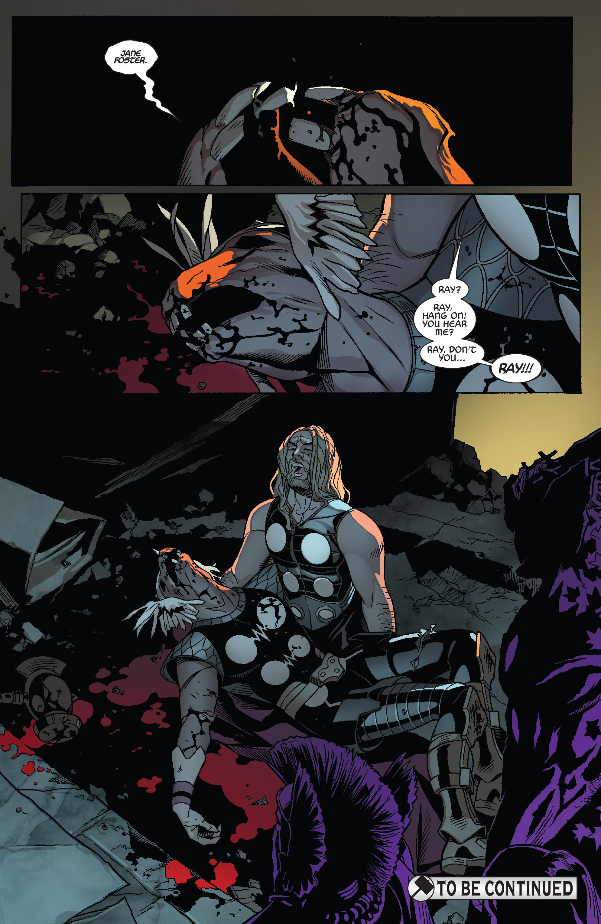 Thors #1 #4 - English 21