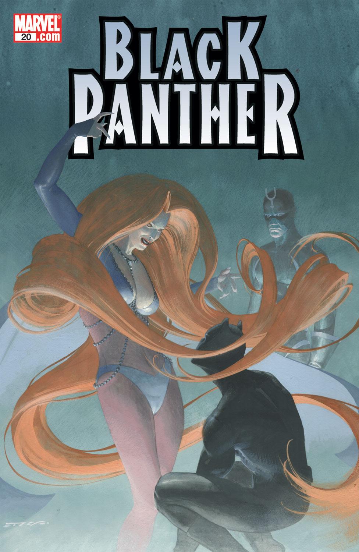 Black Panther (2005) 20 Page 1
