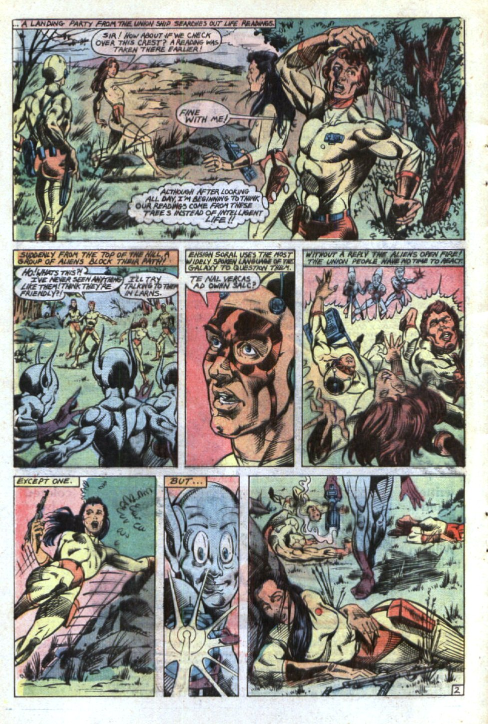 Read online Scary Tales comic -  Issue #37 - 4