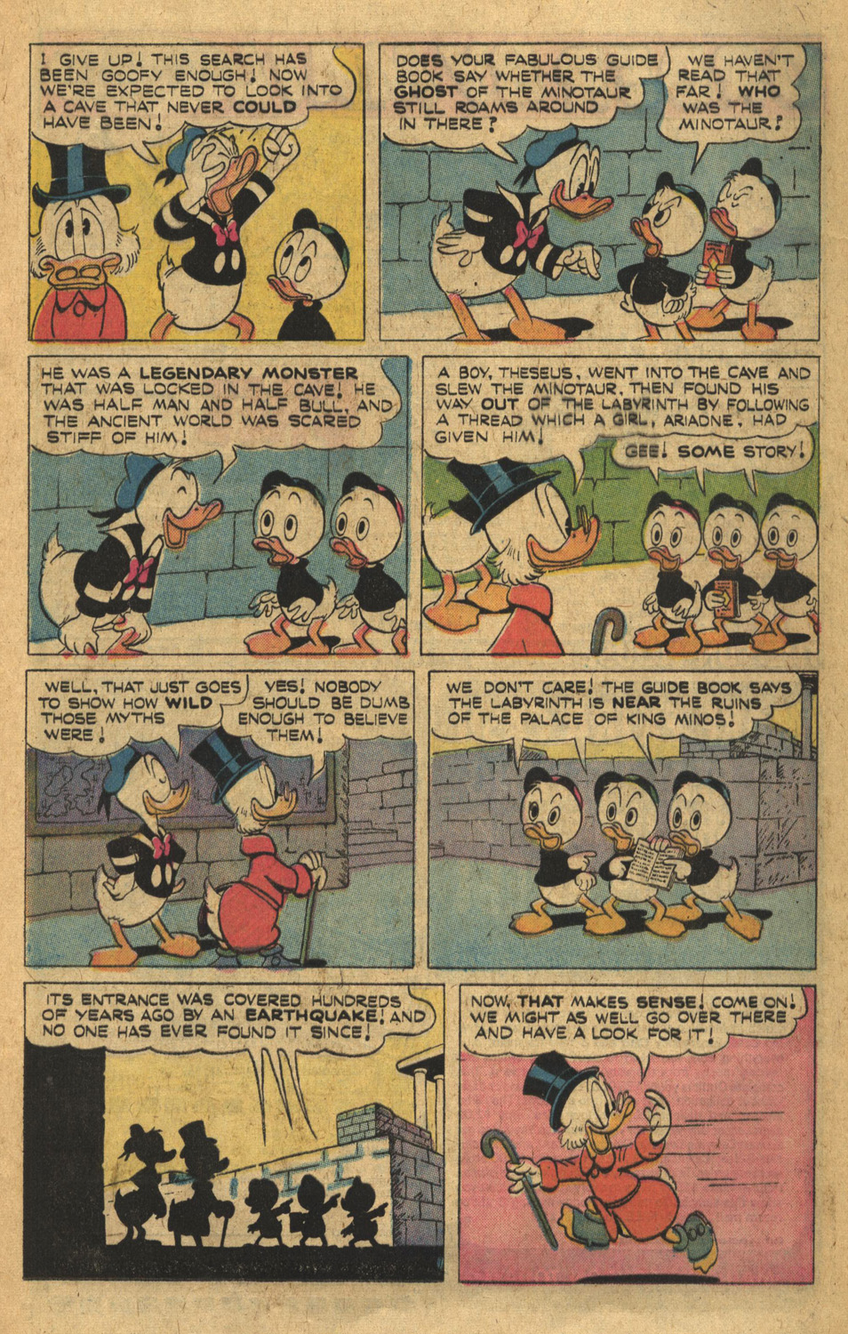 Uncle Scrooge (1953) Issue #132 #132 - English 13
