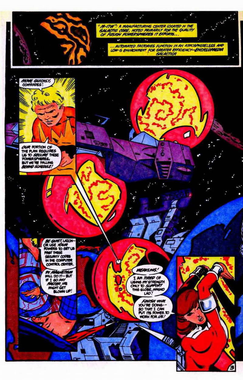 Tales of the Legion Issue #327 #14 - English 4
