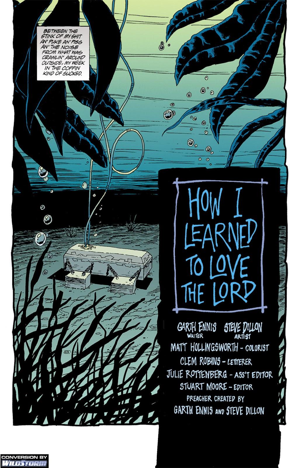 Preacher Issue #10 #19 - English 2