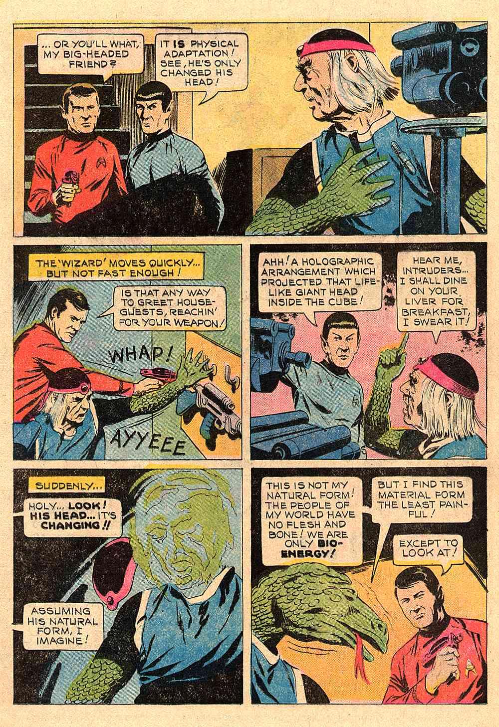 Star Trek (1967) #57 #57 - English 13