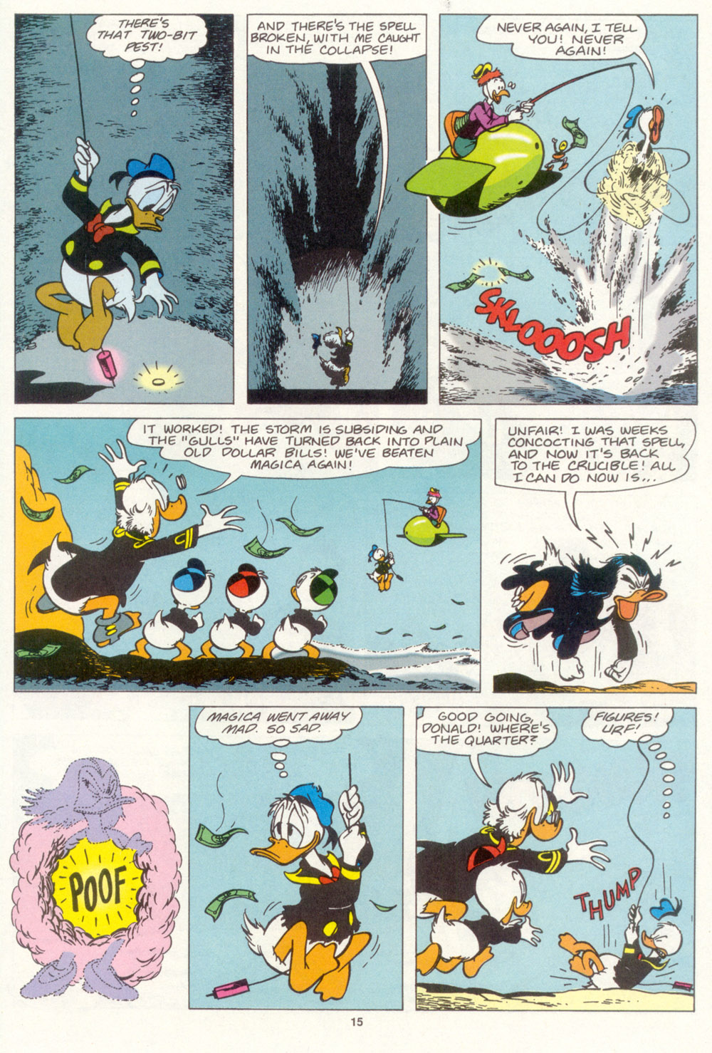 Uncle Scrooge (1953) Issue #267 #267 - English 19