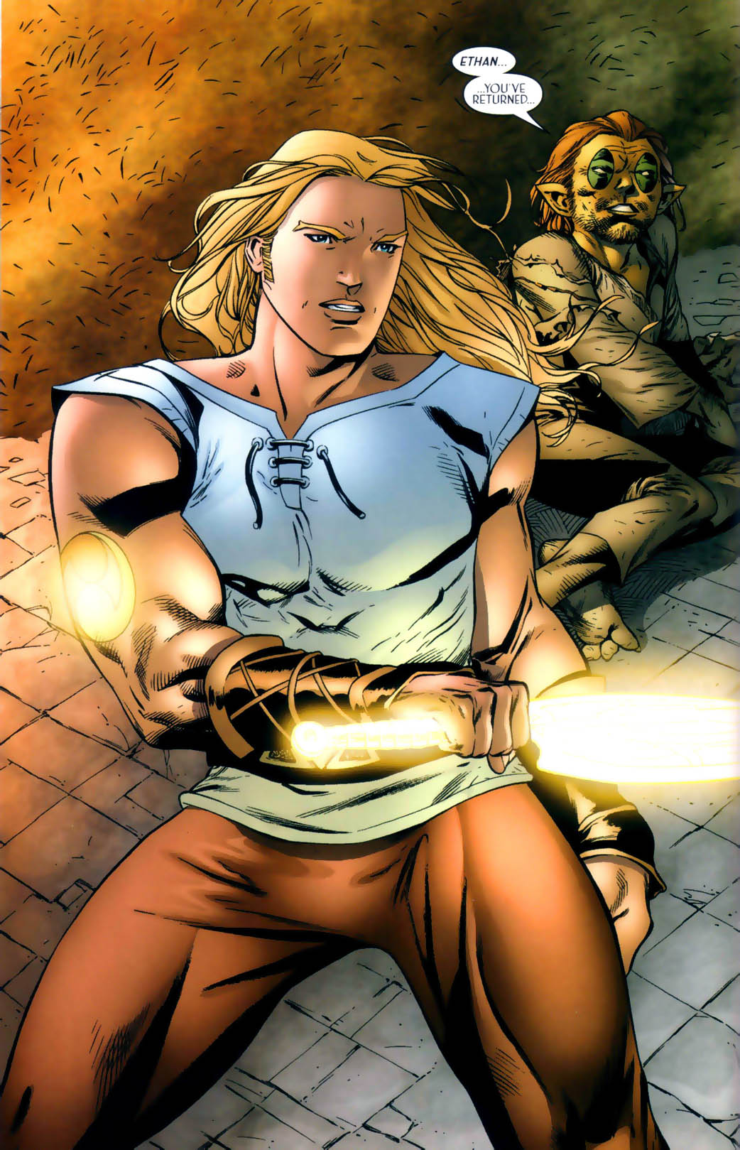 Read online Scion comic -  Issue #30 - 10