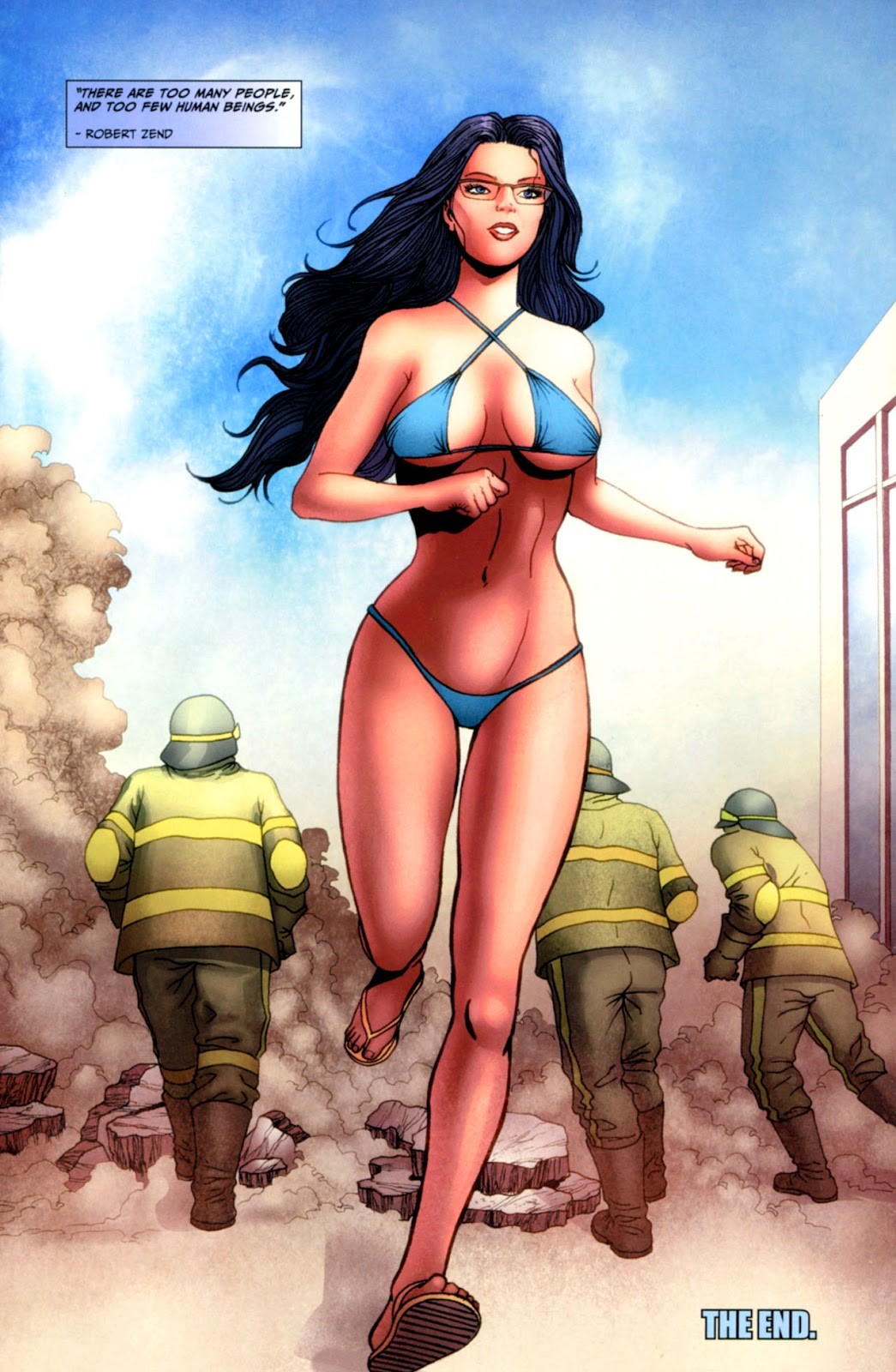 Grimm Fairy Tales: Swimsuit Edition Full #1 - English 38
