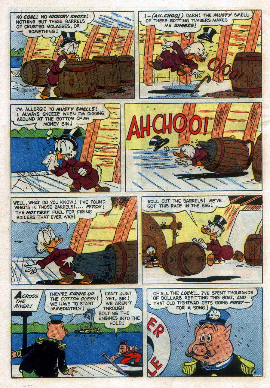 Uncle Scrooge (1953) Issue #11 #11 - English 14