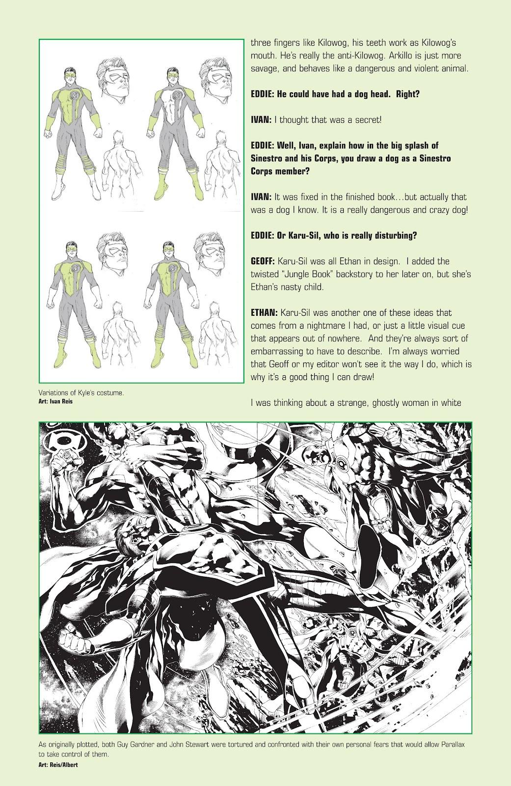 Green Lantern: The Sinestro Corps War Full #1 - English 305