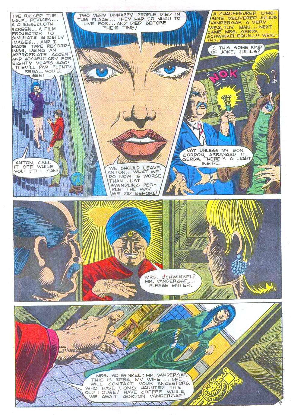 Read online Scary Tales comic -  Issue #42 - 6