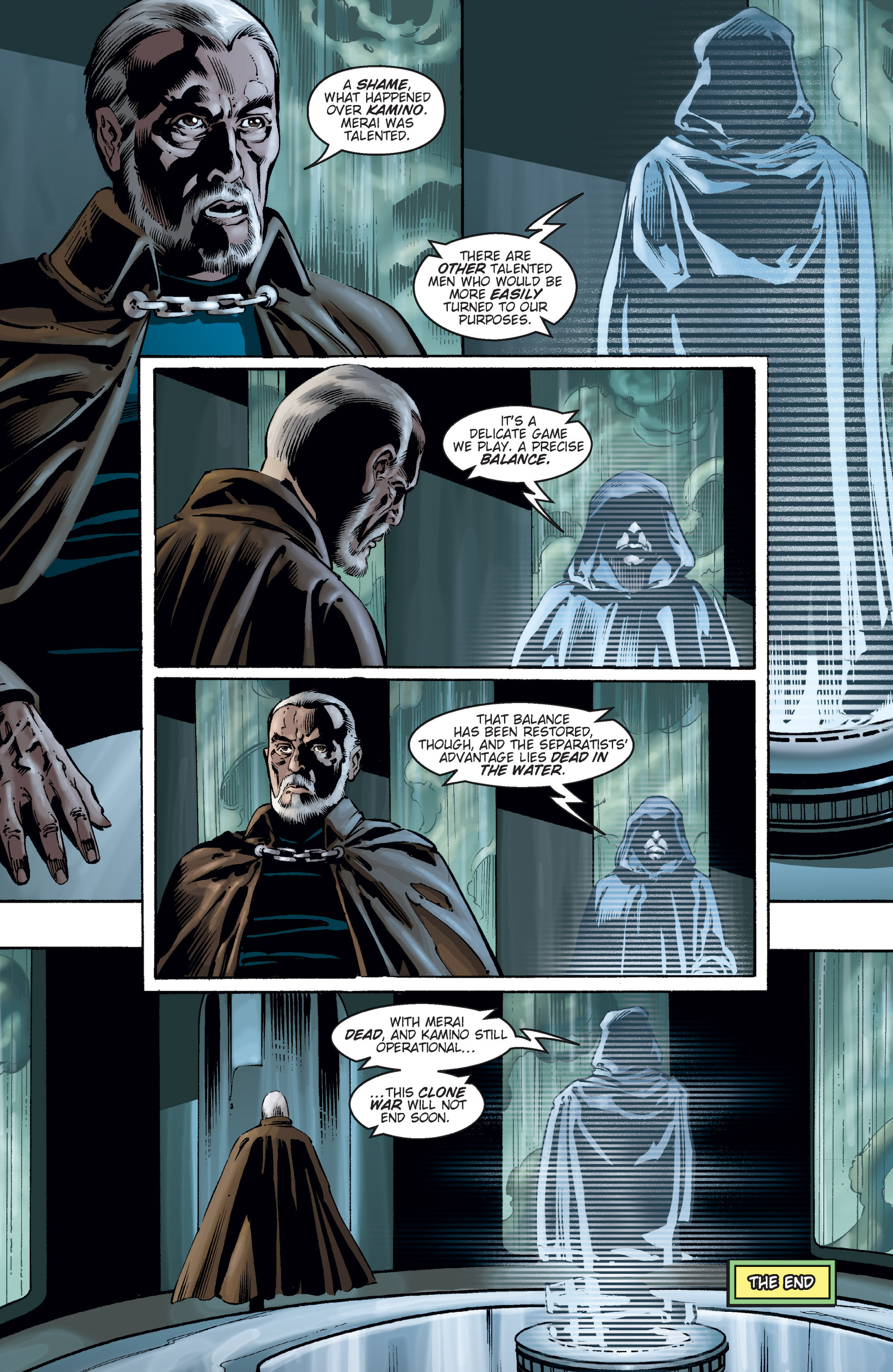 Star Wars Legends Epic Collection: The Clone Wars chap 1 pic 95