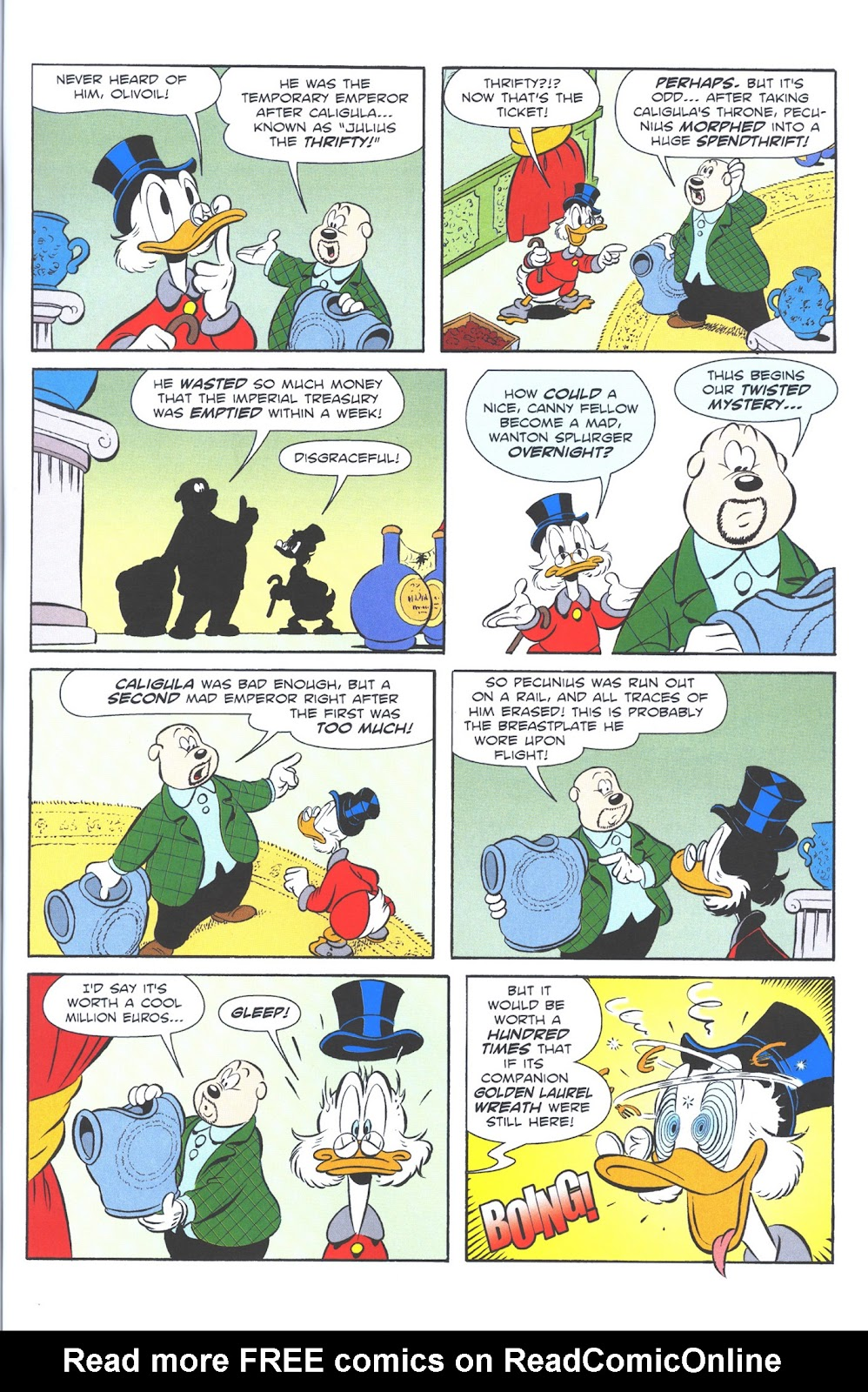 Uncle Scrooge (1953) Issue #375 #375 - English 55