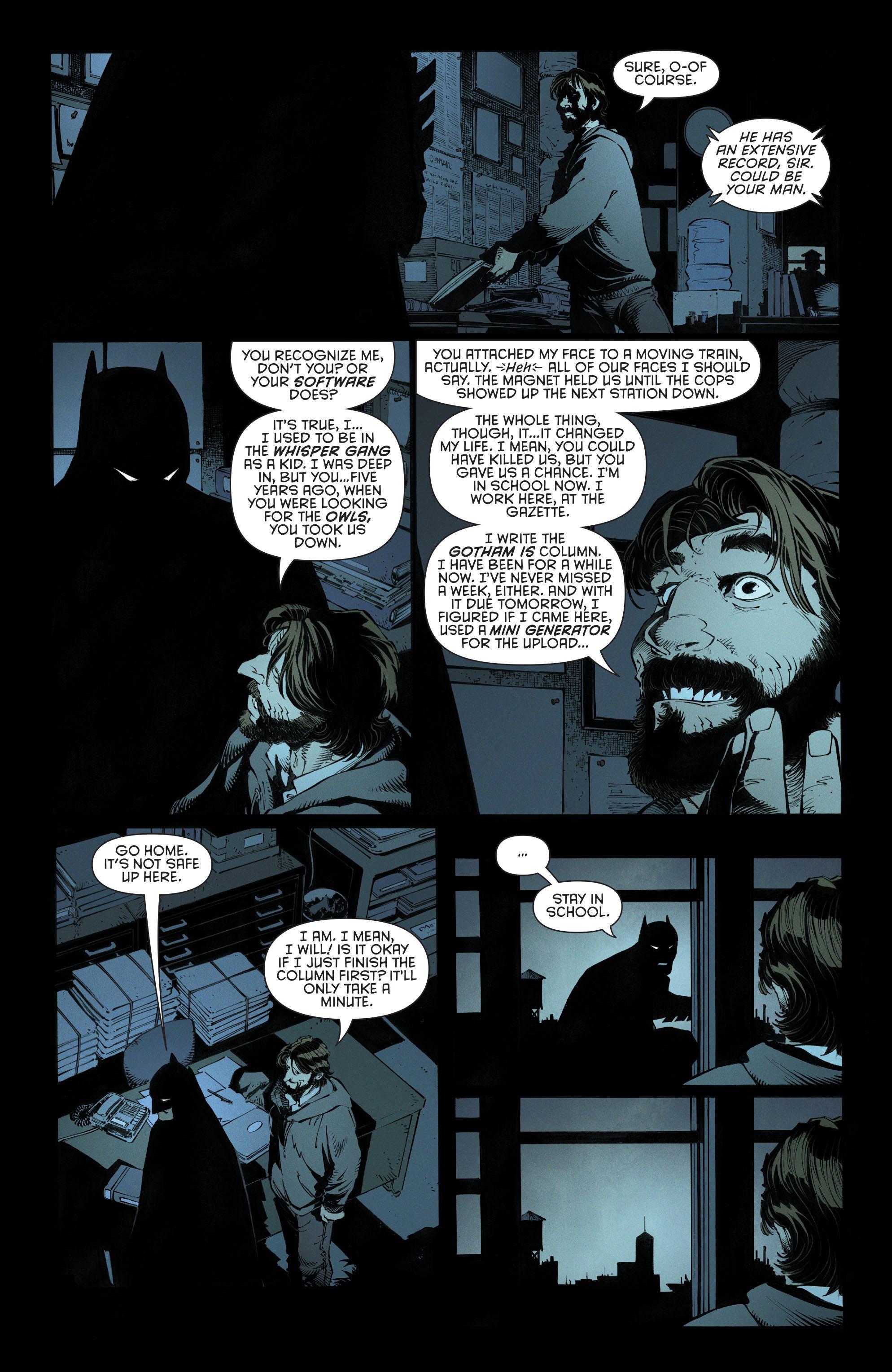 Batman (2011) #51 #74 - English 19