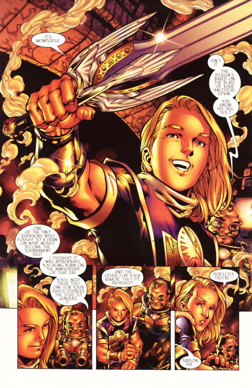 Read online Scion comic -  Issue #1 - 12