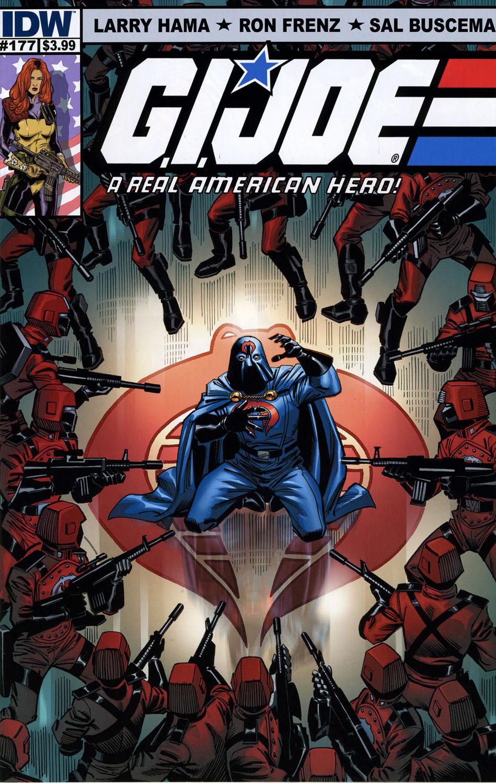 G.I. Joe: A Real American Hero 177 Page 1