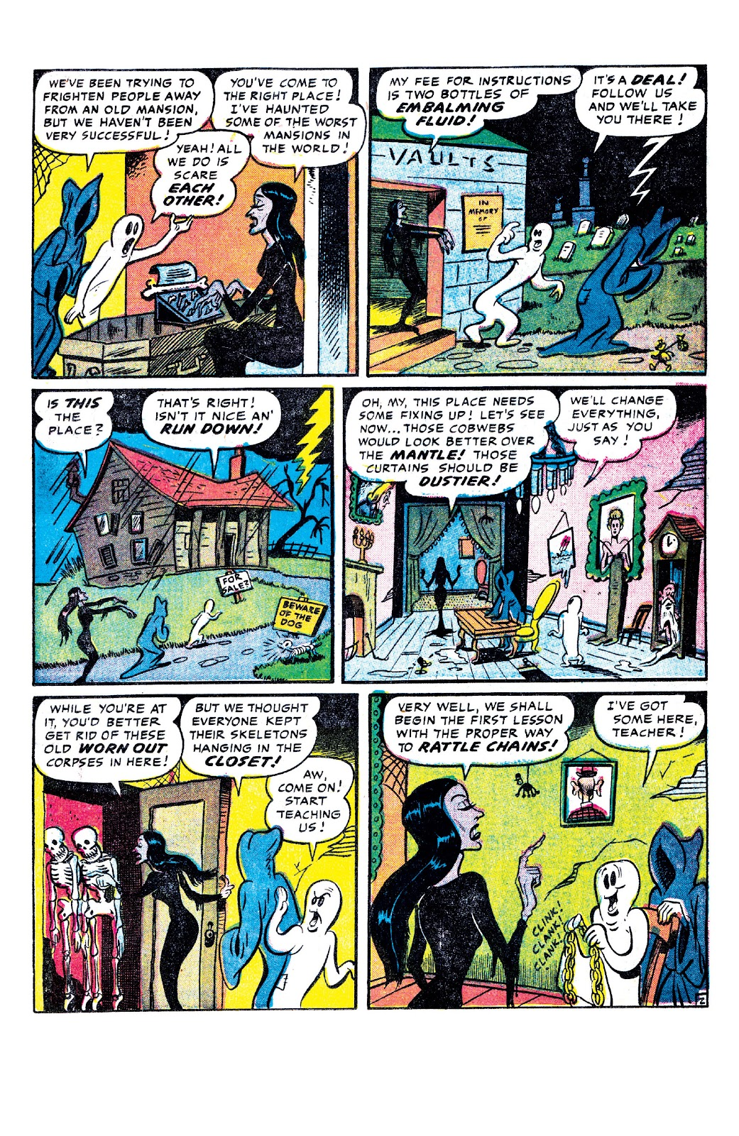 Haunted Horror Issue #19 #19 - English 44