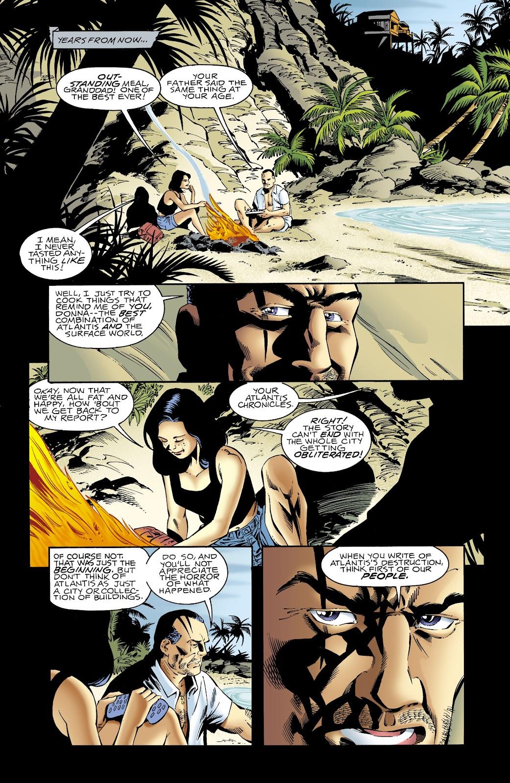 Aquaman (1994) Issue #65 #71 - English 2
