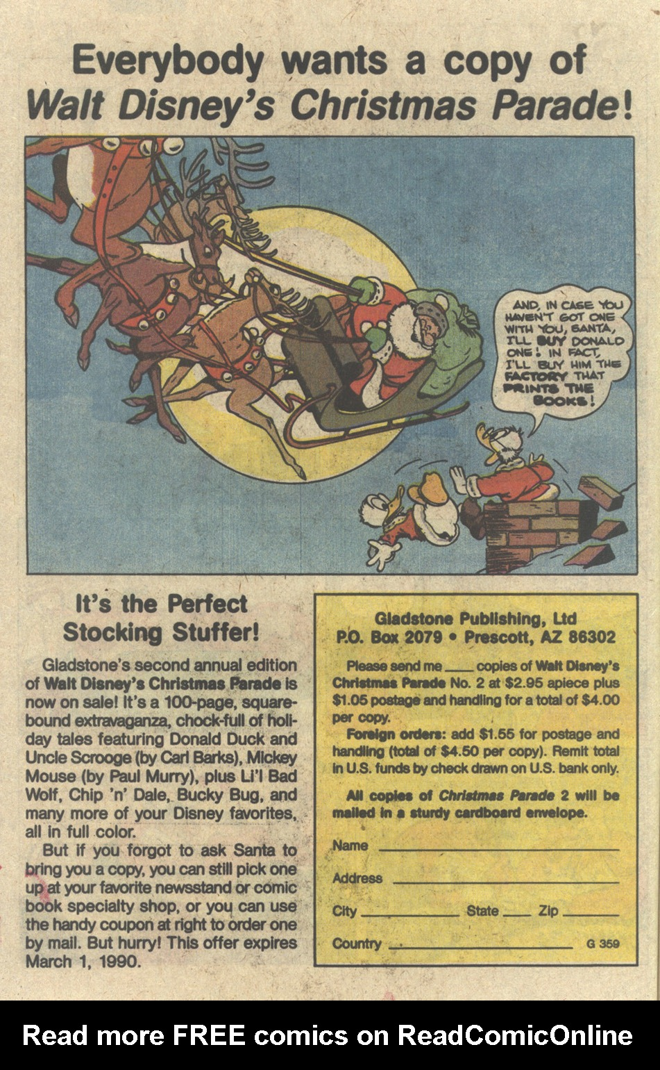 Uncle Scrooge (1953) Issue #241 #241 - English 26