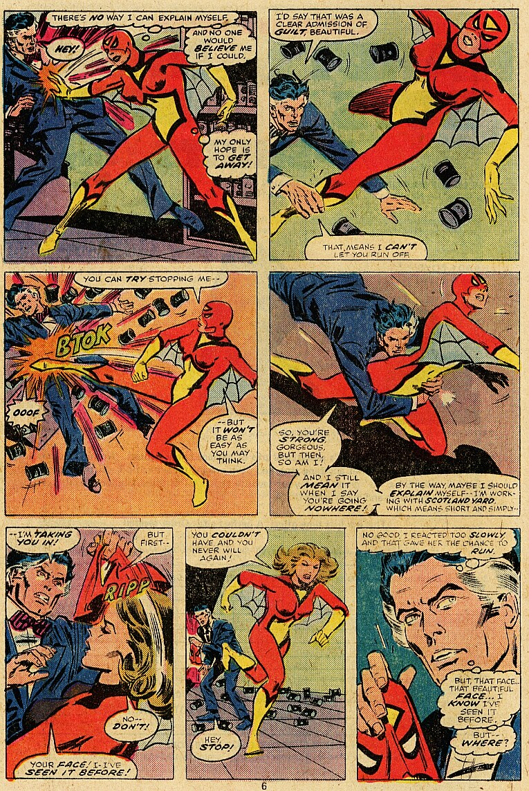 Spider-Woman (1978) #1 #50 - English 5