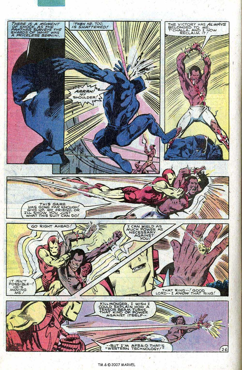 Iron Man Annual 5 Page 32