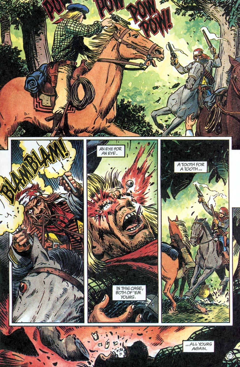 Jonah Hex: Two-Gun Mojo Issue #3 #3 - English 7