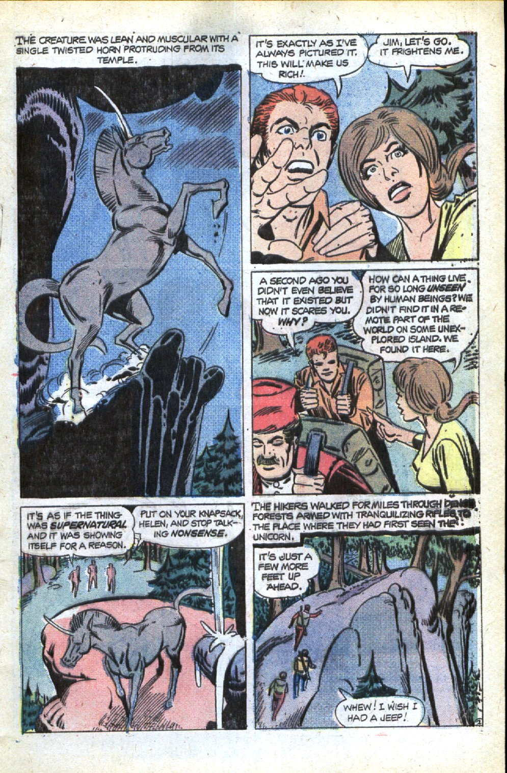Read online Scary Tales comic -  Issue #11 - 5