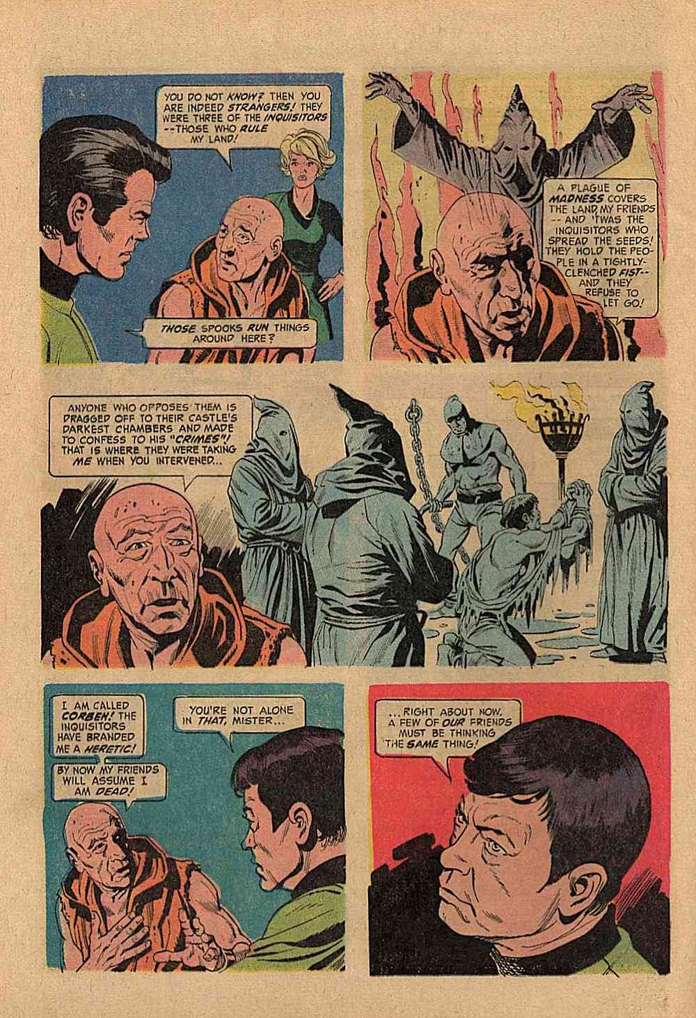 Star Trek (1967) Issue #16 #16 - English 10