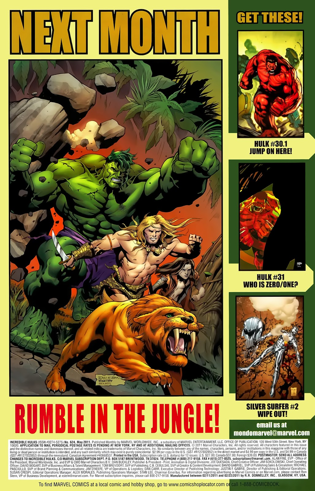 Incredible Hulks (2010) Issue #624 #14 - English 26