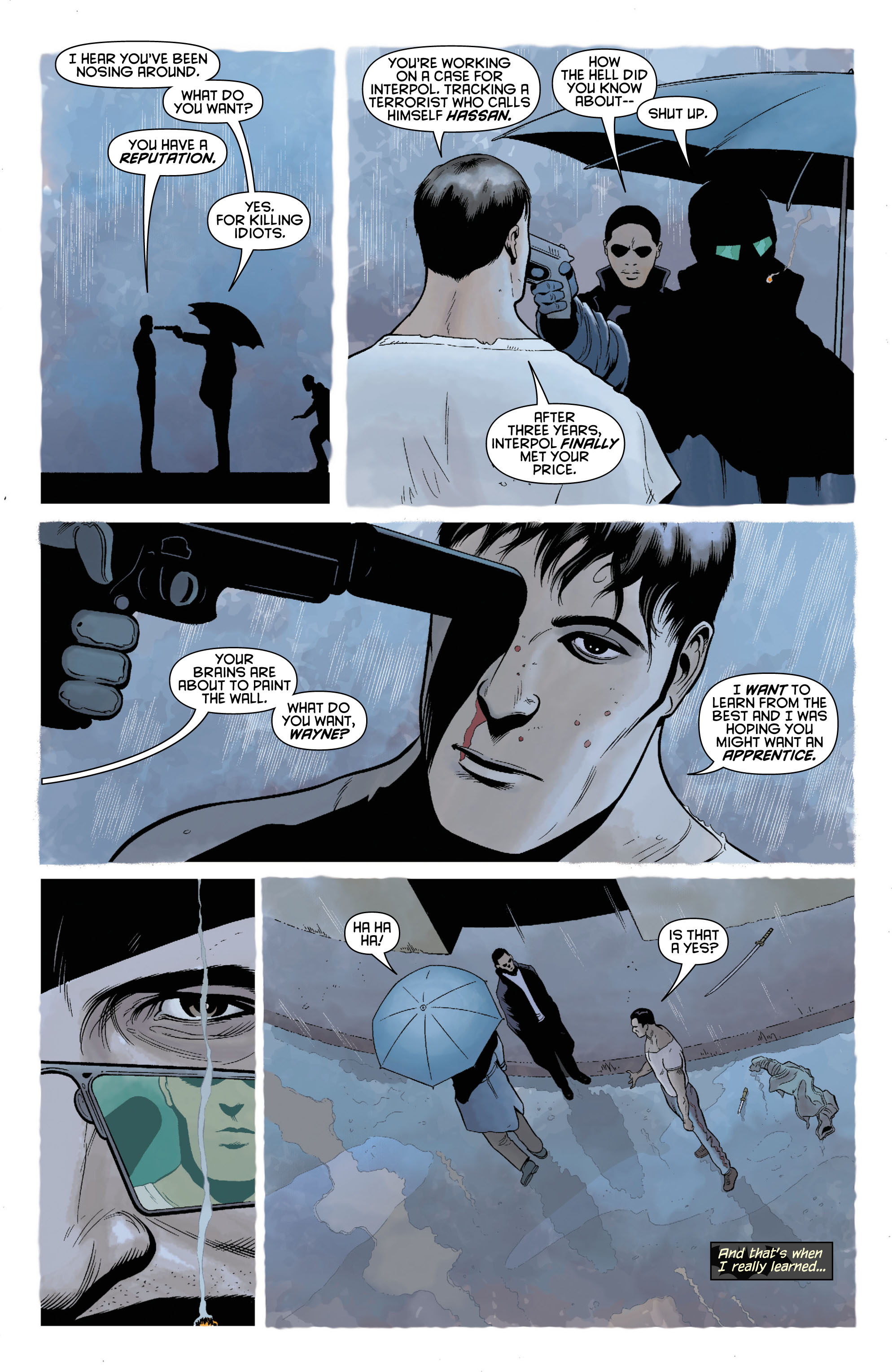 Batman and Robin (2011) chap 1 pic 106