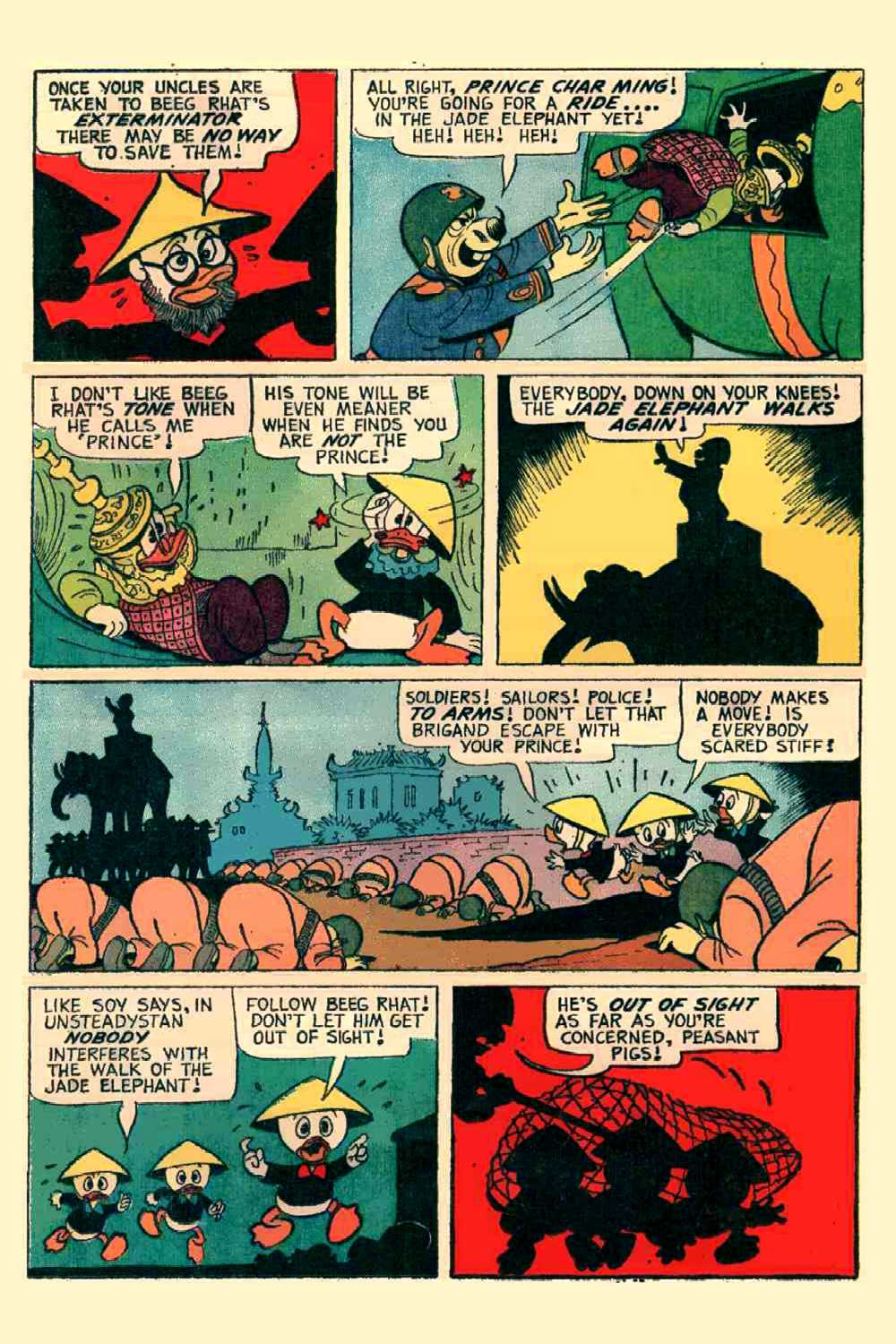 Uncle Scrooge (1953) Issue #64 #64 - English 18