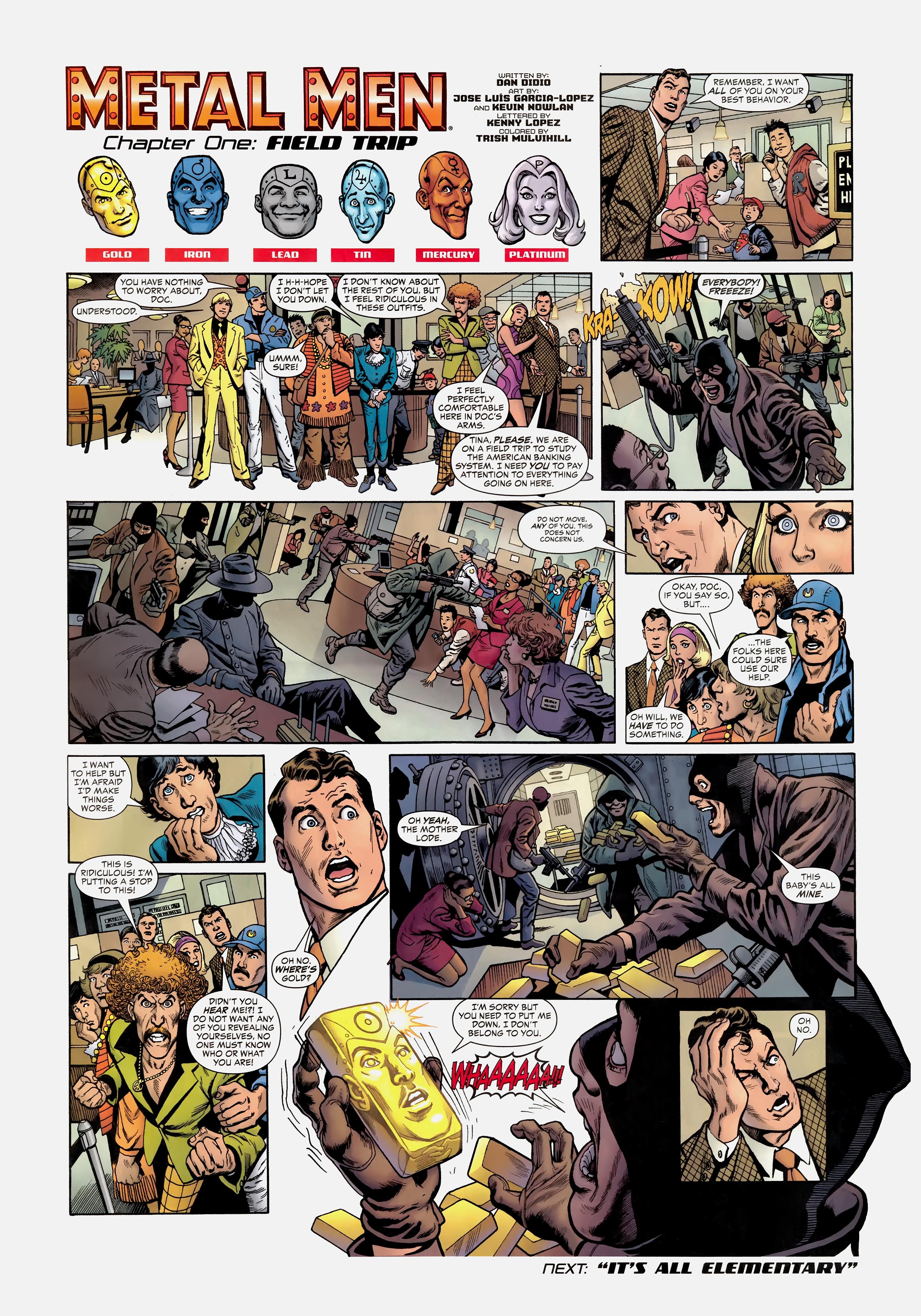 Read online Wednesday Comics comic -  Issue #1 - 12