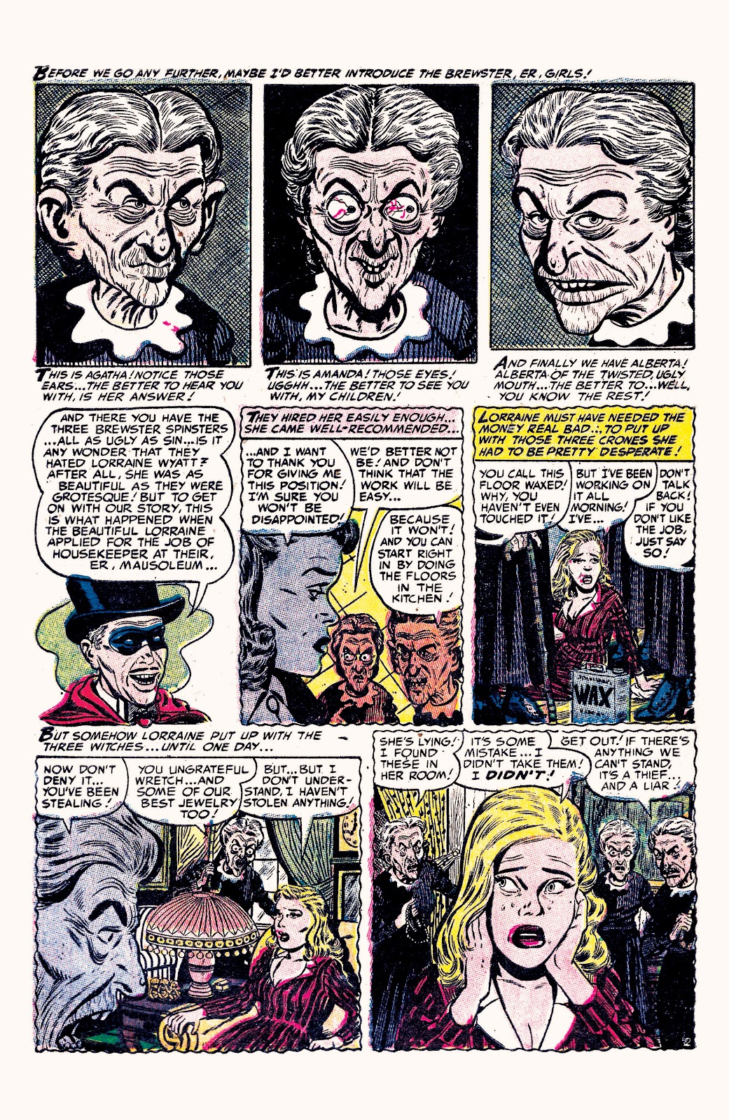 Haunted Horror Issue #26 #26 - English 4