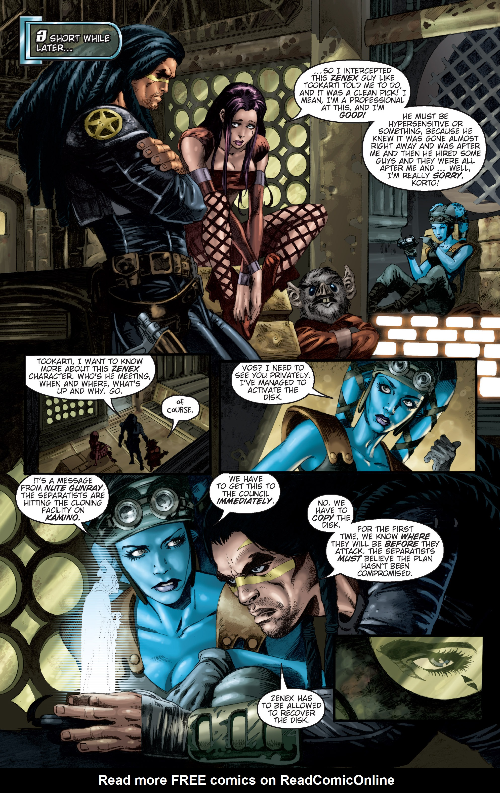 Star Wars Legends Epic Collection: The Clone Wars chap 1 pic 18