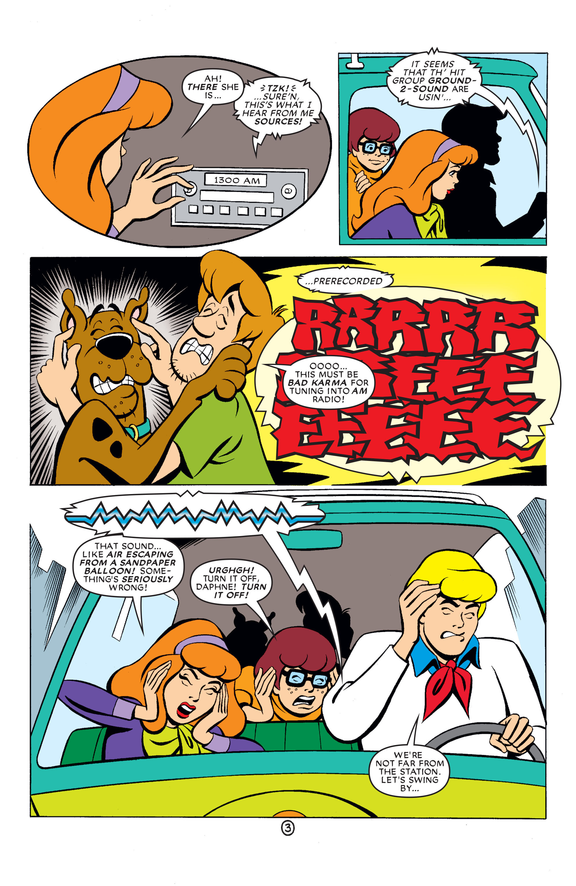 Read online Scooby-Doo (1997) comic -  Issue #65 - 4