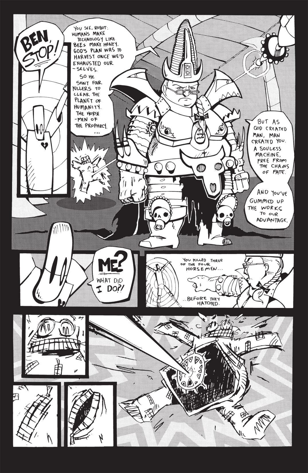 Read online Scud: The Disposable Assassin: The Whole Shebang comic -  Issue # TPB (Part 2) - 220