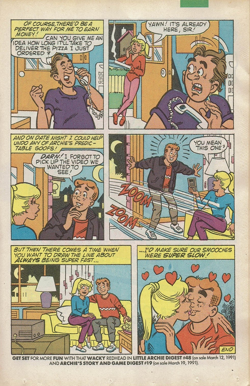 Read online Betty and Me comic -  Issue #190 - 23