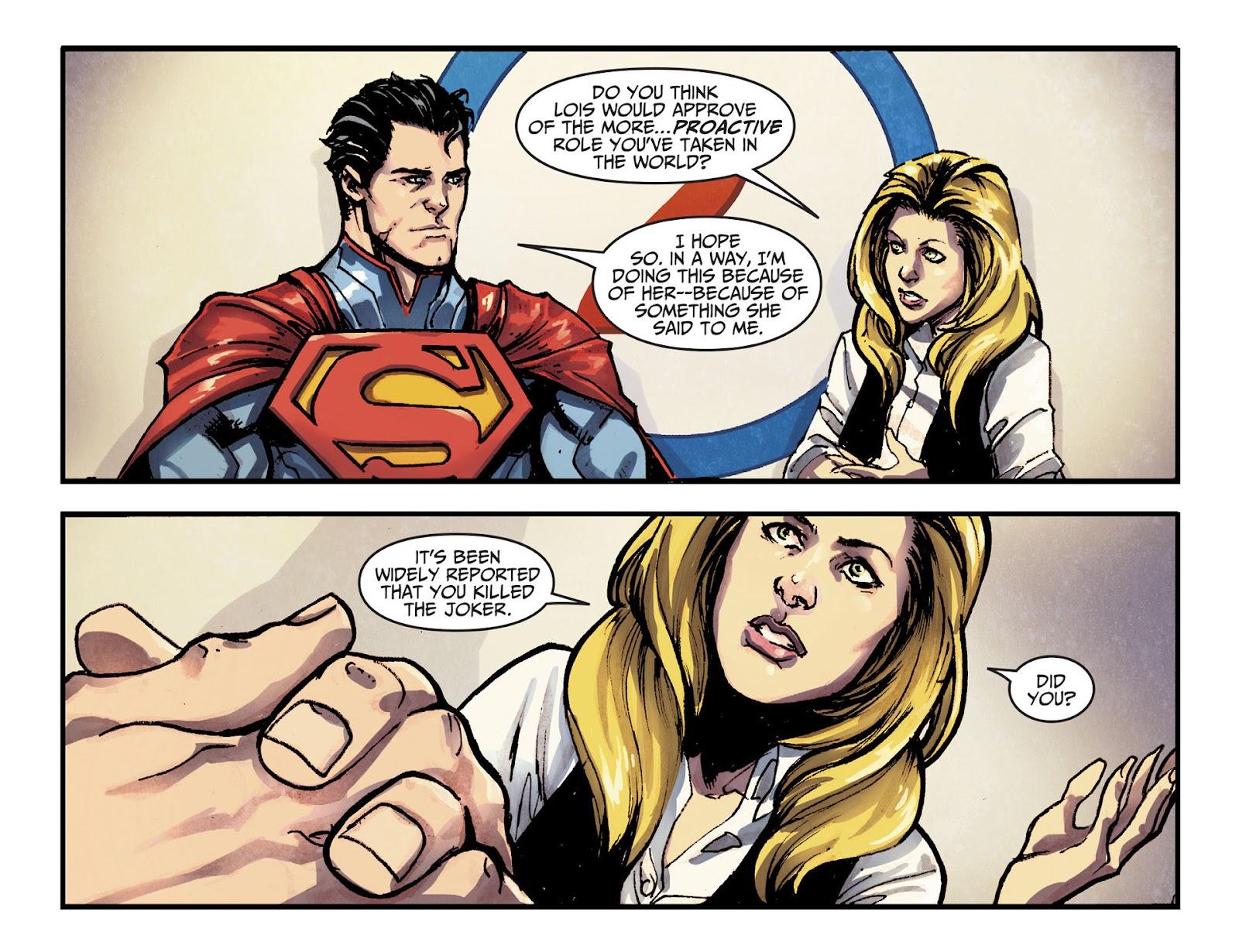 Injustice: Gods Among Us [I] Issue #14 #15 - English 13