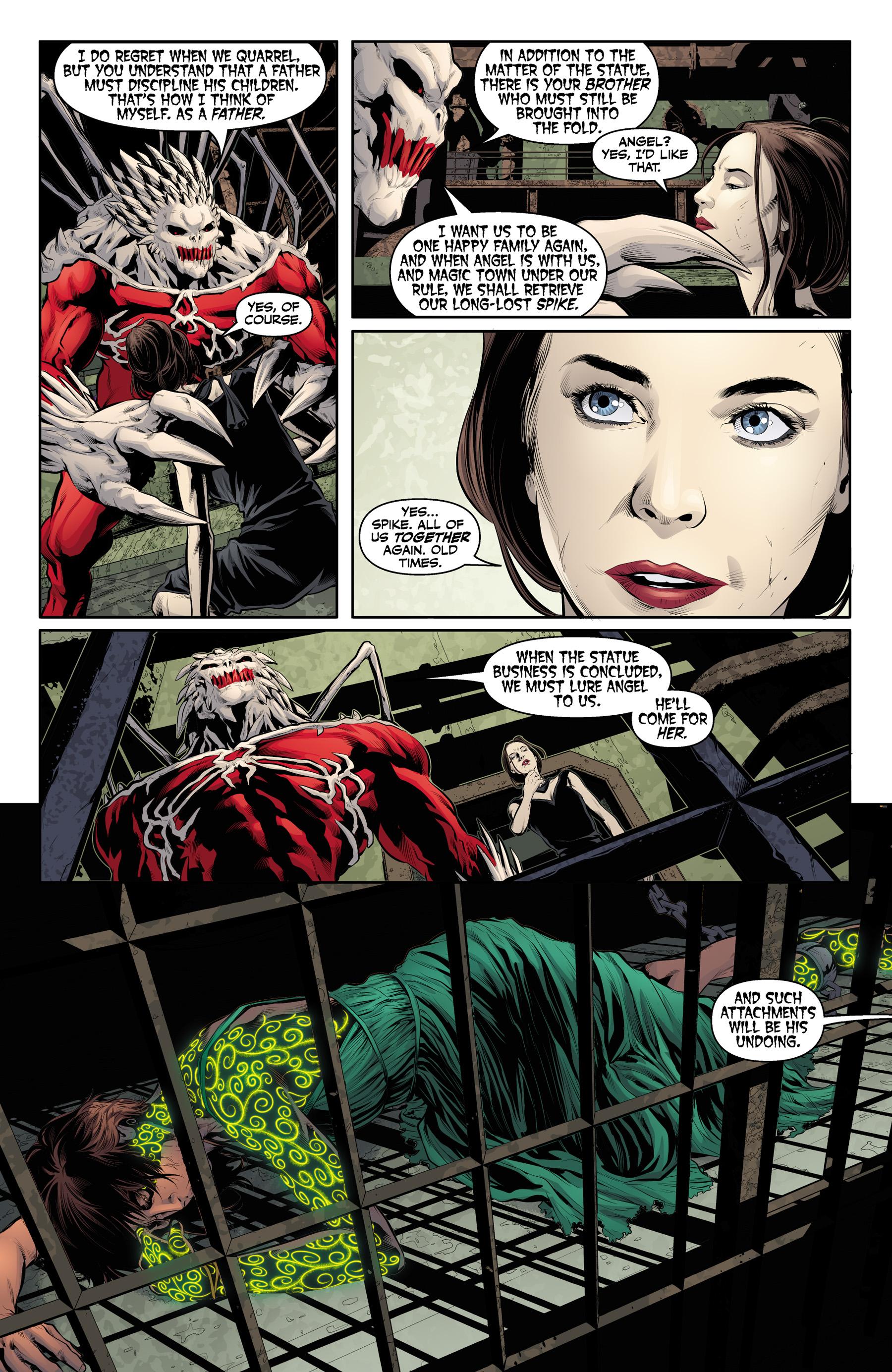 Read online Angel & Faith Season 10 comic -  Issue #21 - 11