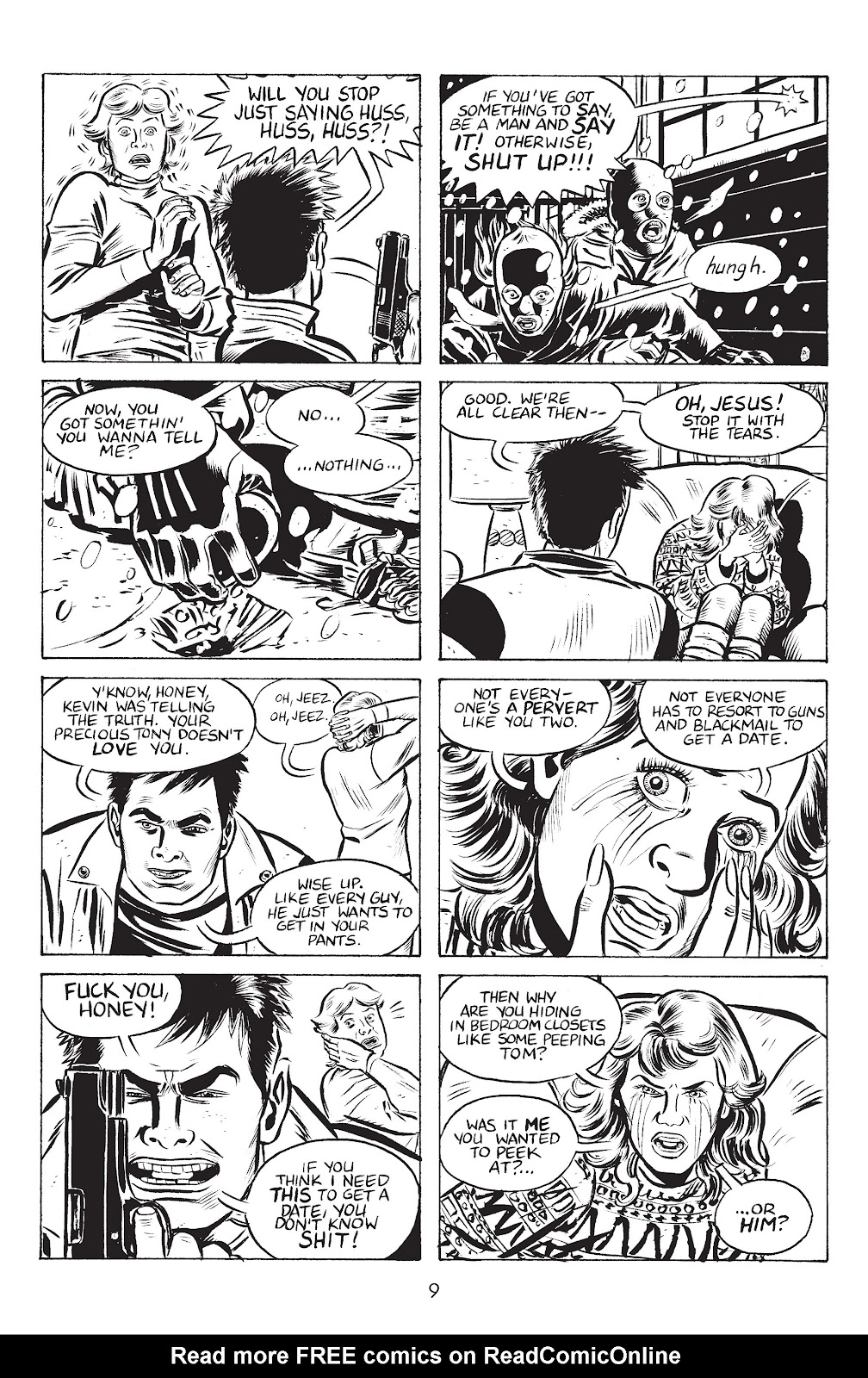 Stray Bullets Issue #38 #38 - English 11