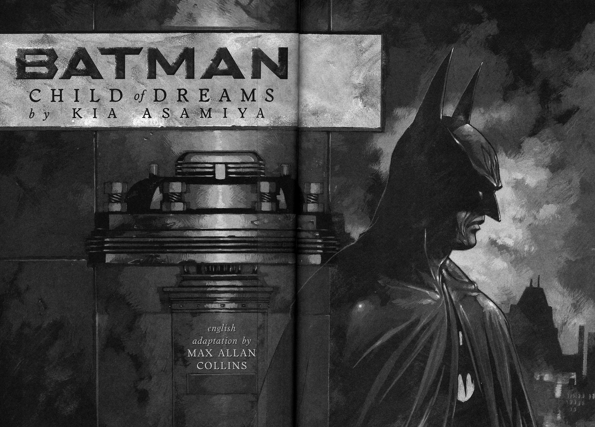 Read online Batman: Child of Dreams comic -  Issue # Full - 6