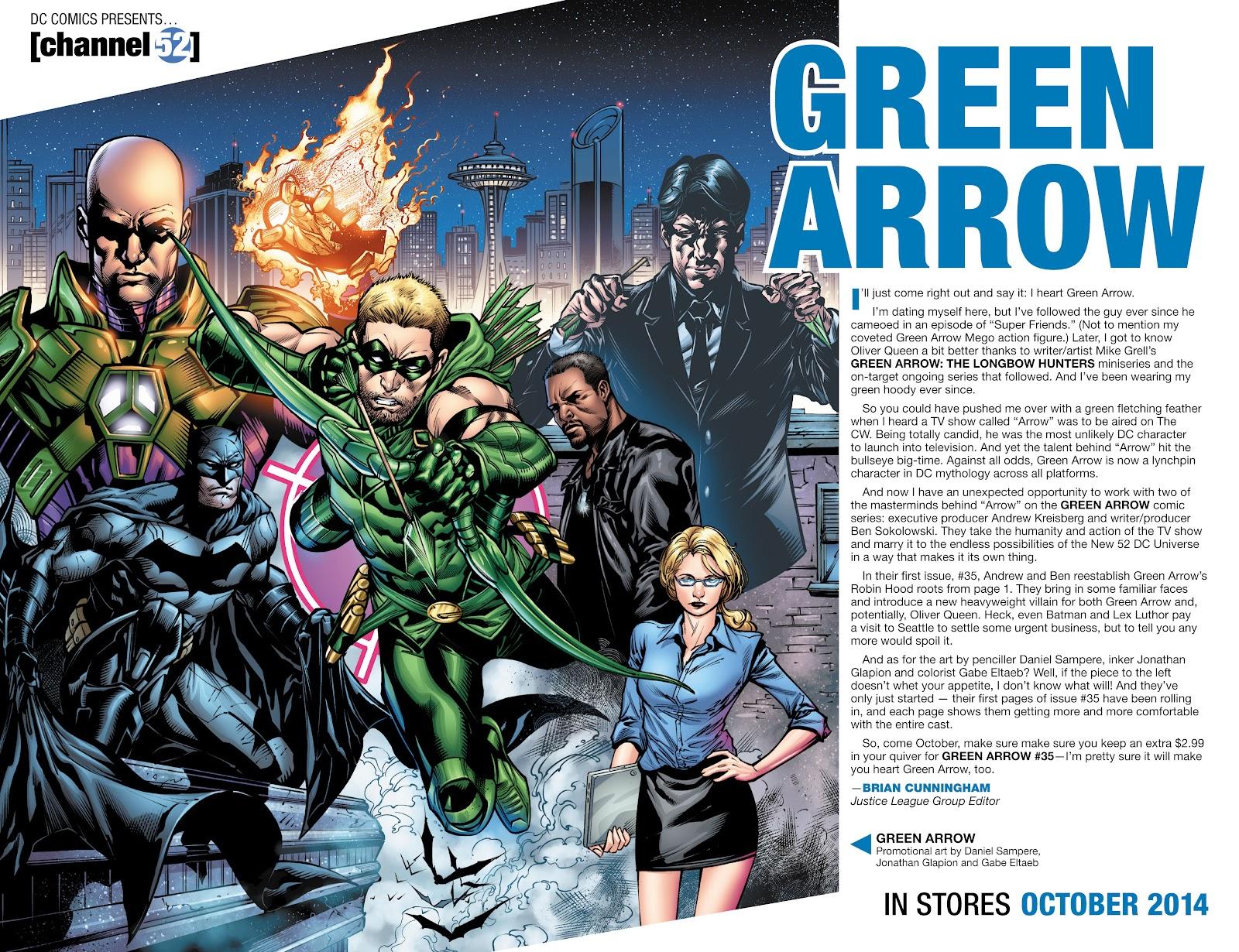 Batman (2011) Issue #34 #53 - English 23