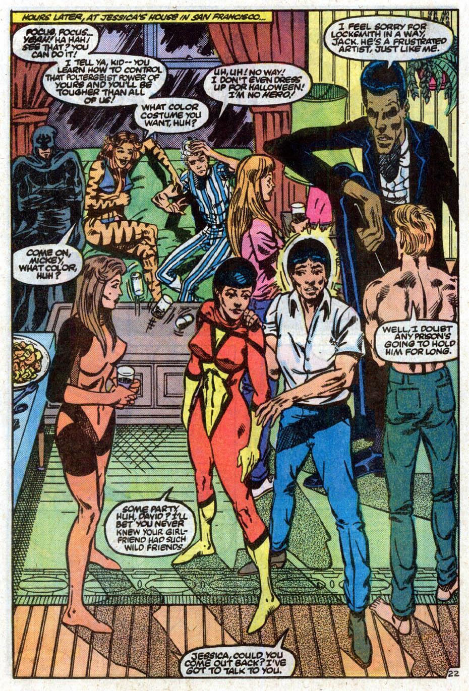 Spider-Woman (1978) #50 #50 - English 24