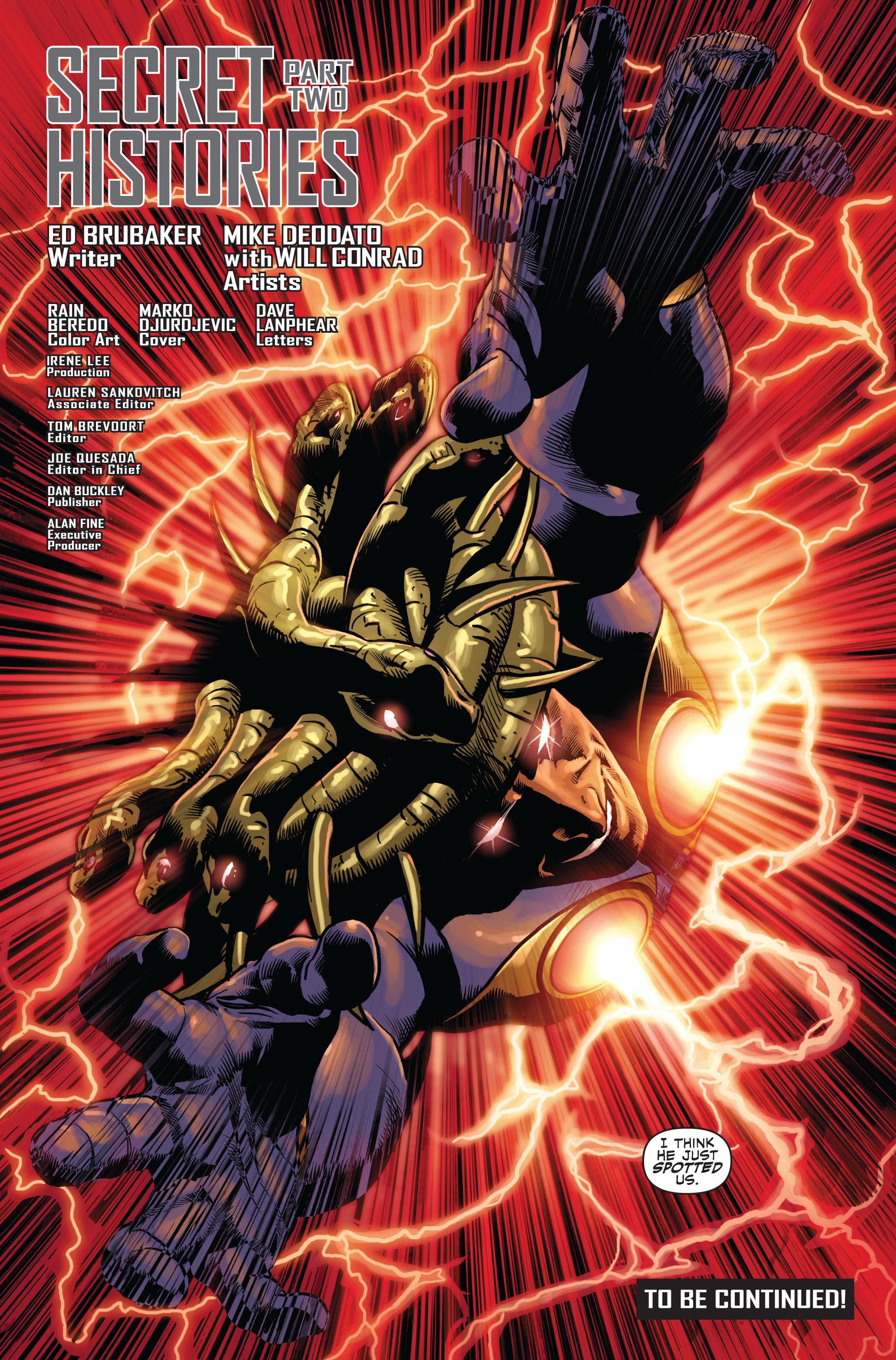 Read online Secret Avengers (2010) comic -  Issue #2 - 23