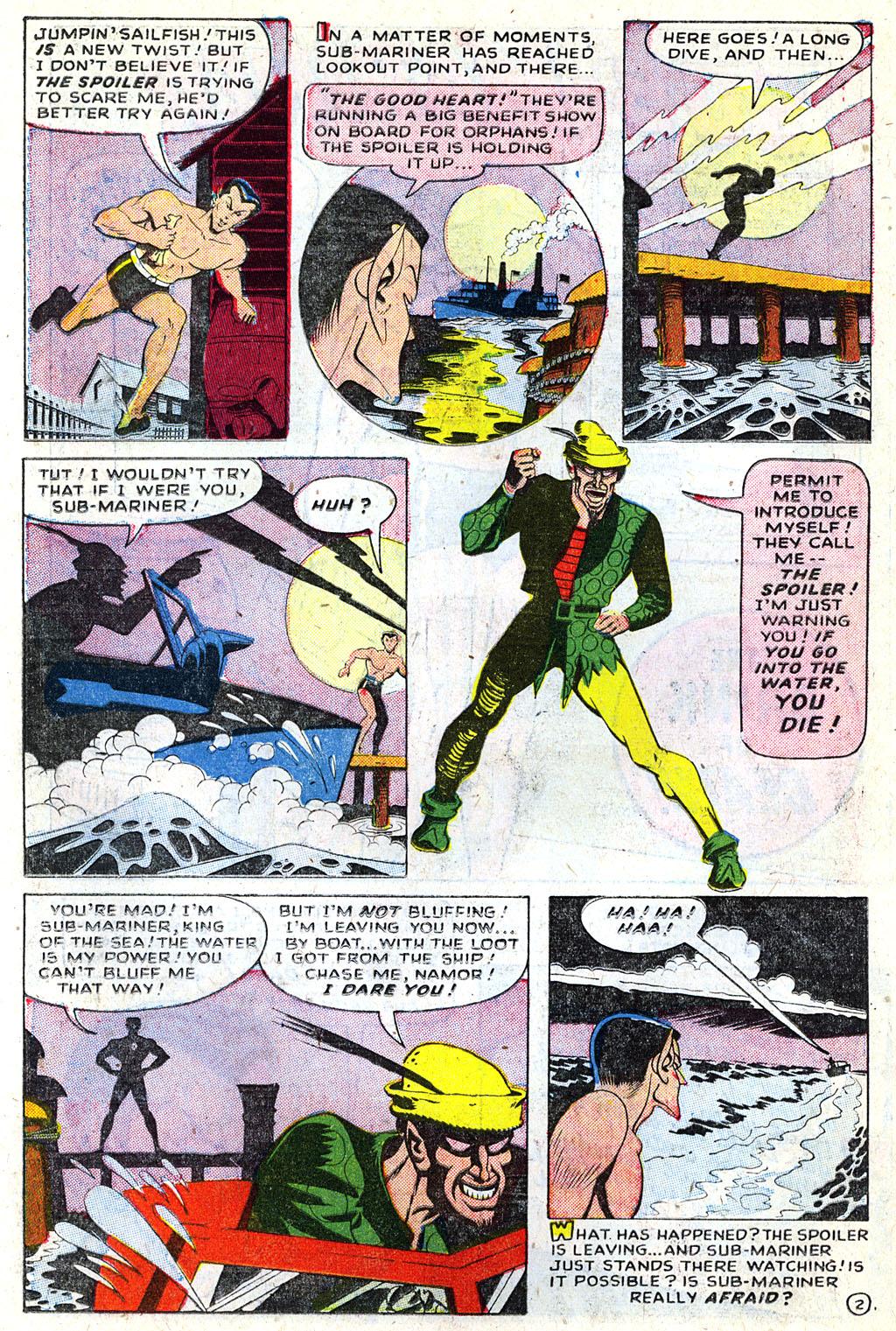 Sub-Mariner Comics #31 #31 - English 25