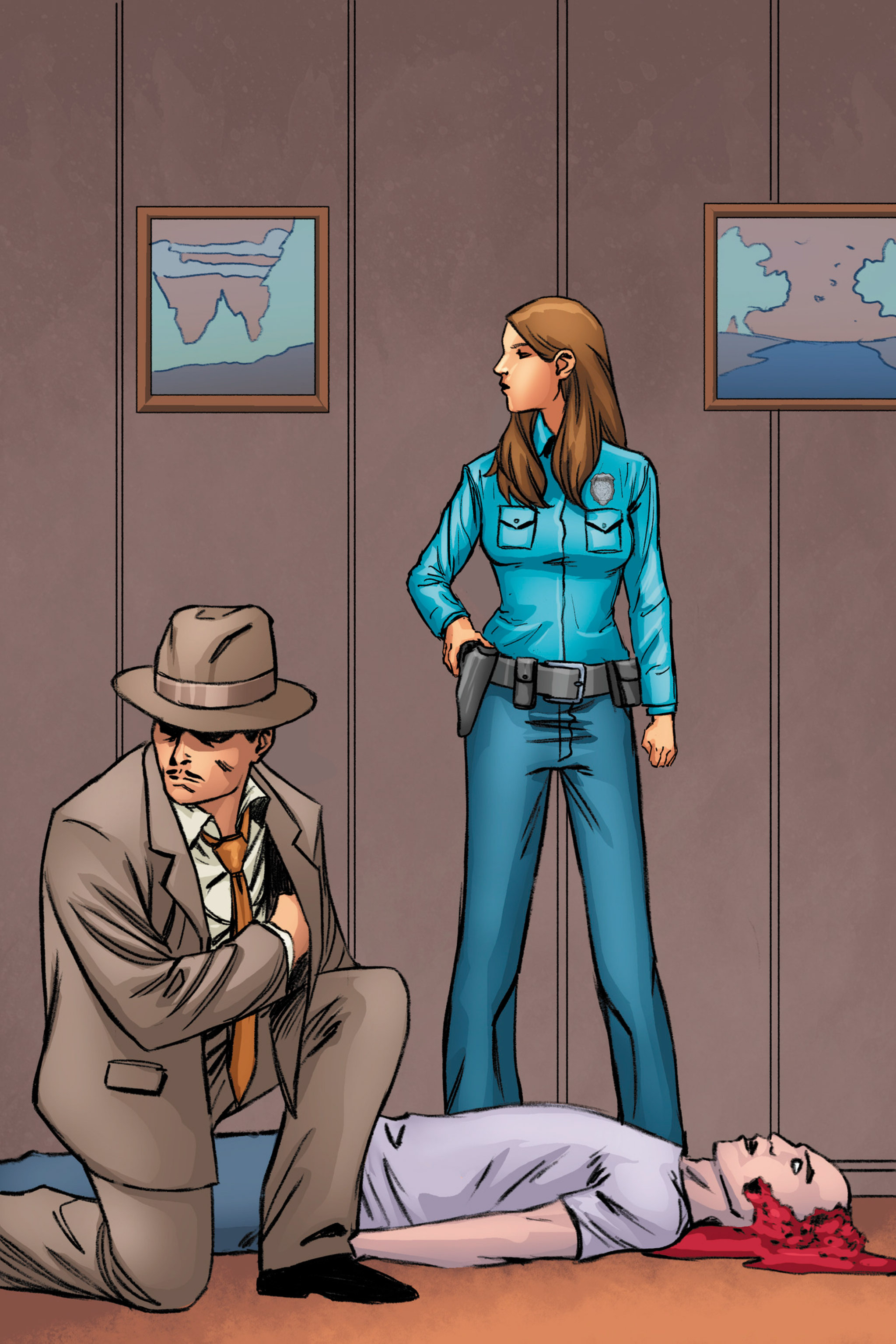 Read online Honor comic -  Issue #2 - 48