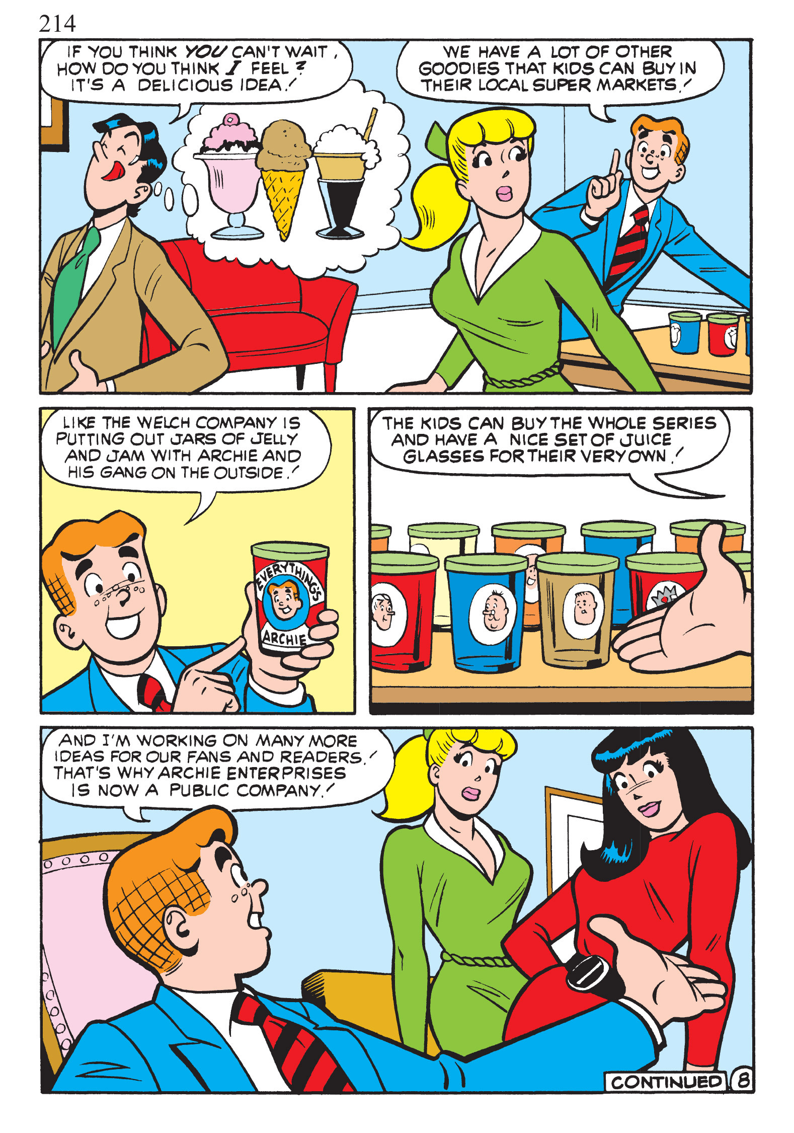 Read online The Best of Archie Comics comic -  Issue # TPB 1 (Part 1) - 210