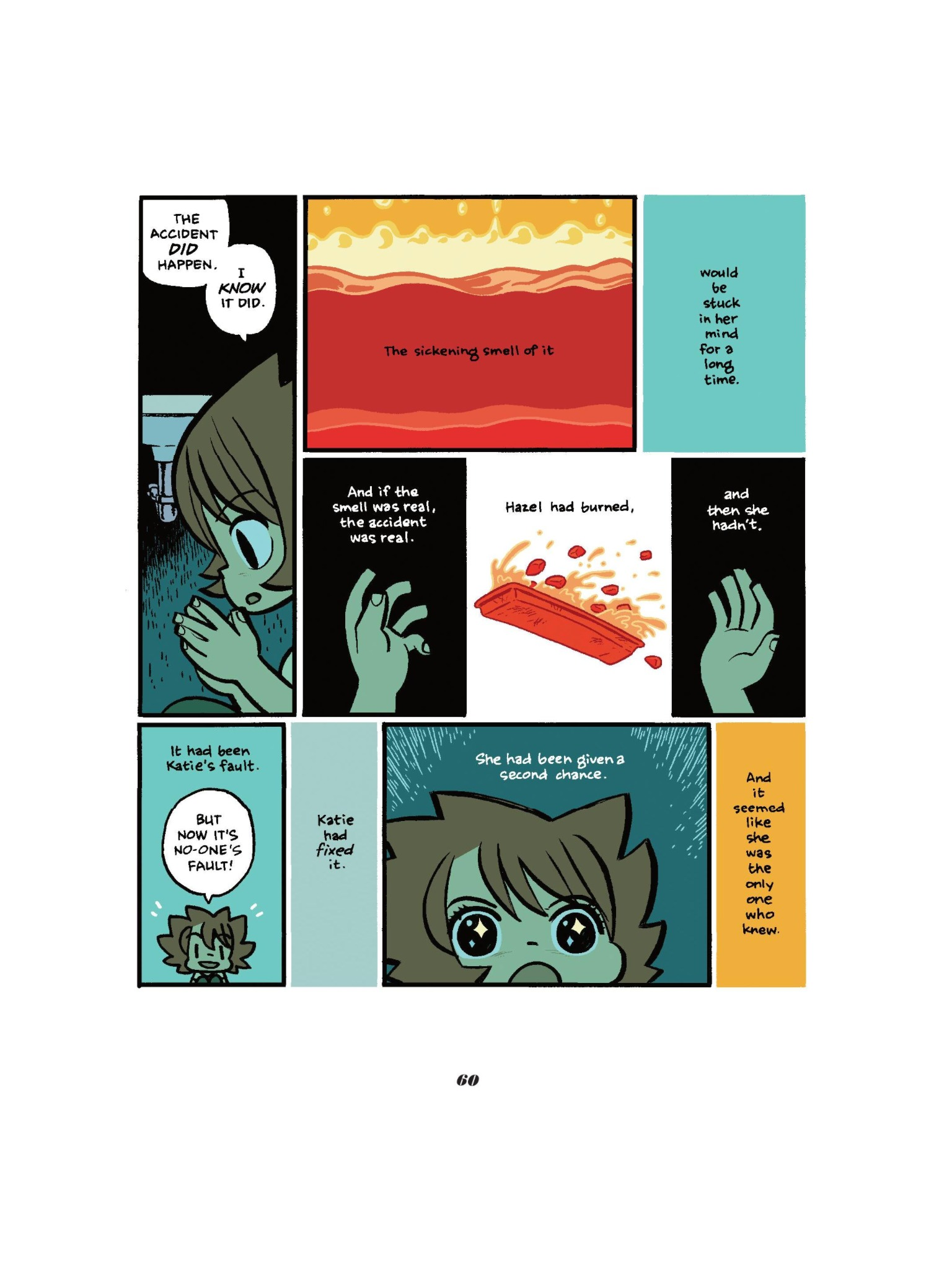 Read online Seconds comic -  Issue # Full - 62