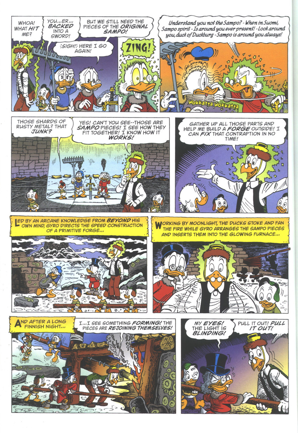 Uncle Scrooge (1953) Issue #334 #334 - English 14