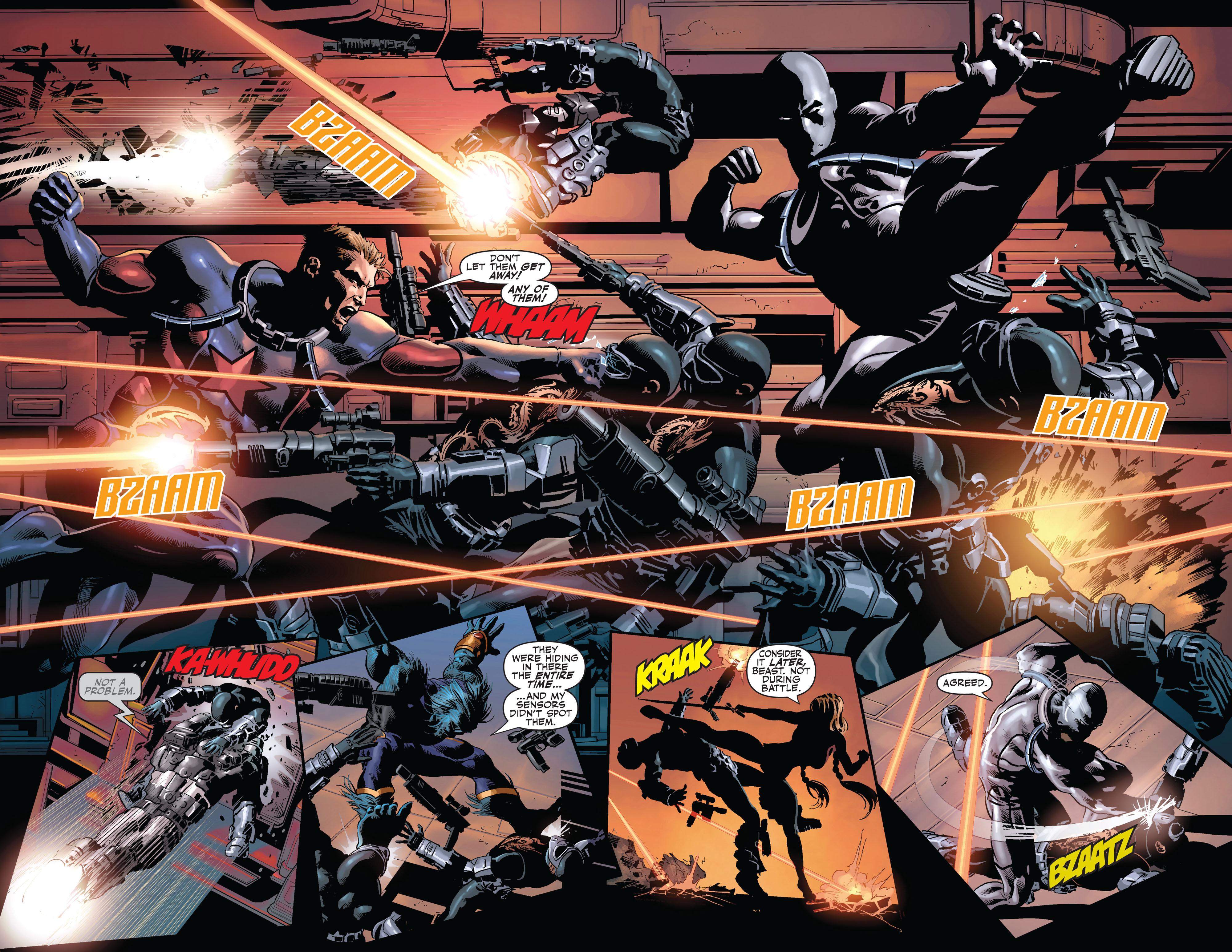 Read online Secret Avengers (2010) comic -  Issue #2 - 10